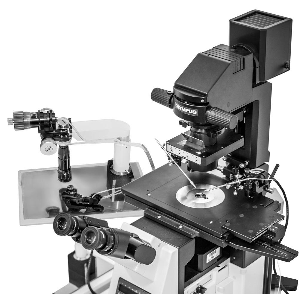 Микроманипуляторы, преимущества и типы