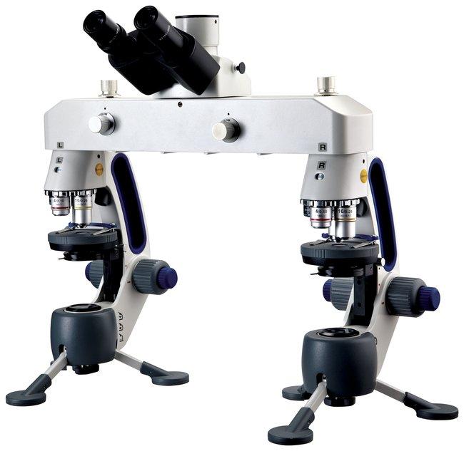 Сравнительные микроскопы